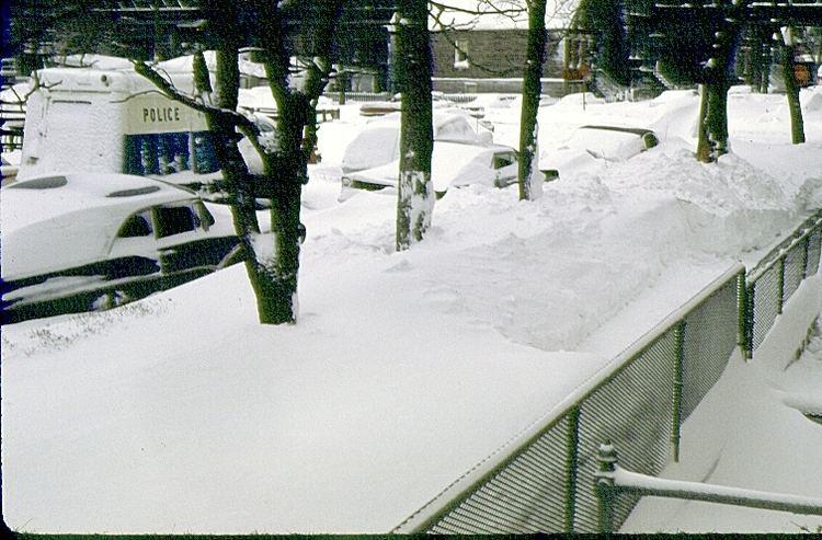1967 Chicago blizzard
