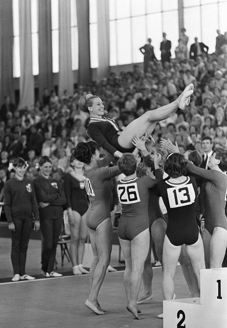 1967 European Women's Artistic Gymnastics Championships