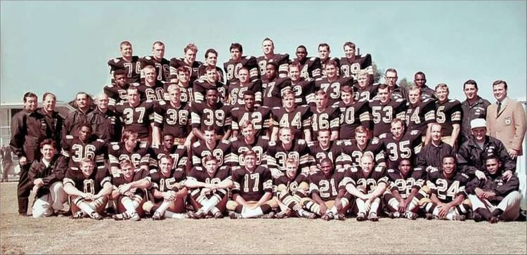 1967 New Orleans Saints season The Team Photo of the 1967 New Orleans Saints New Orleans Saints