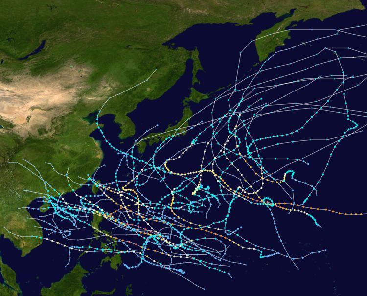 1967 Pacific typhoon season