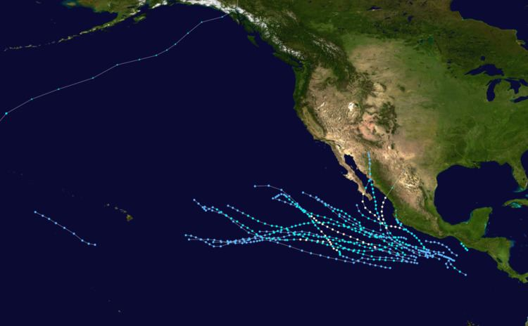 1968 Pacific hurricane season