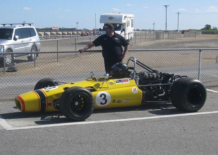 1968 SCCA Grand Prix Championship