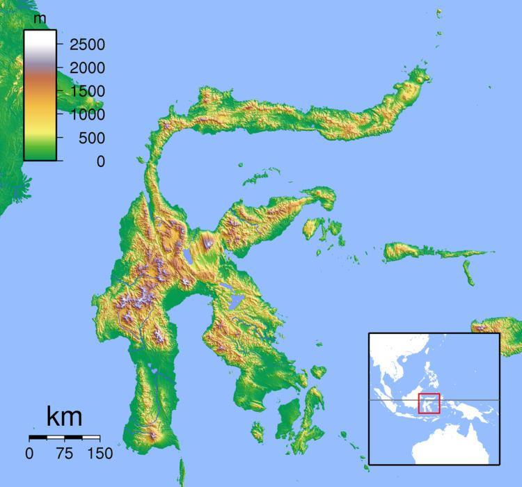 1968 Sulawesi earthquake