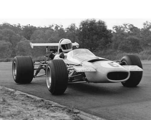 1969 Australian Drivers' Championship