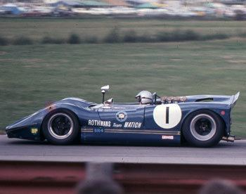 1969 Australian Sports Car Championship