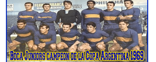 1969 Copa Argentina CopaArgentina1969
