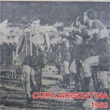 1969 Copa Argentina Hoy es un dia Funebrero Copa Argentina de 1969