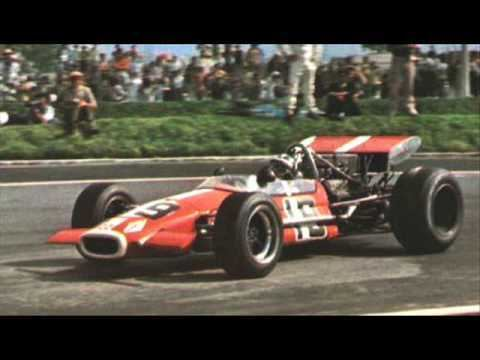 1969 Formula One season 1969 Formula One Season All the Drivers YouTube