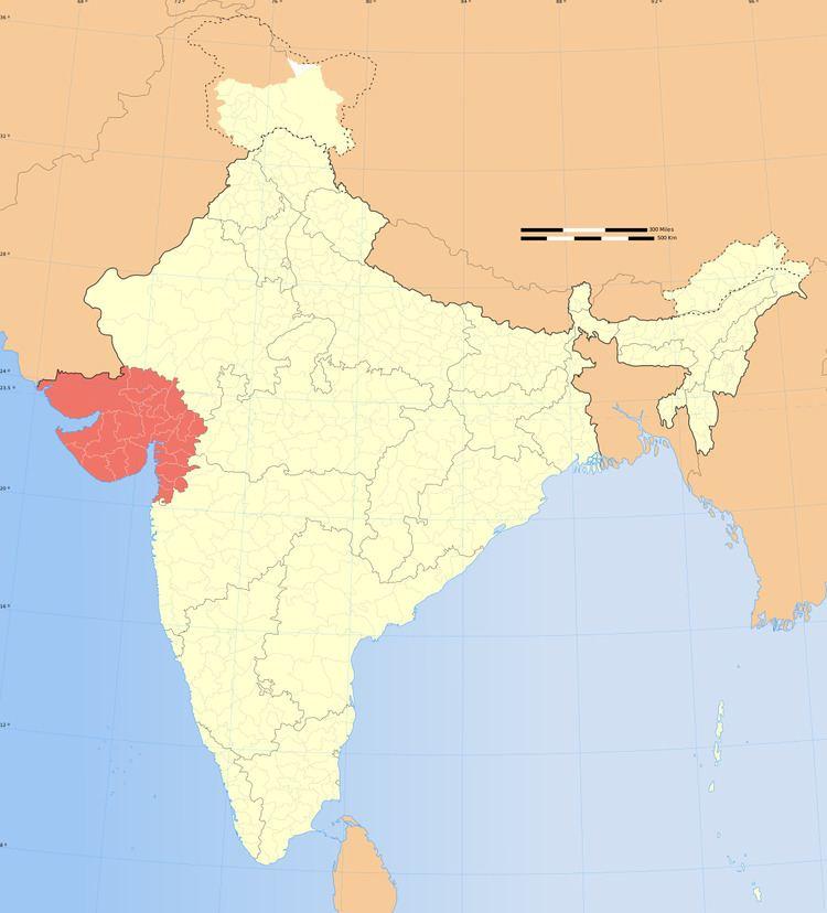 1969 Gujarat riots