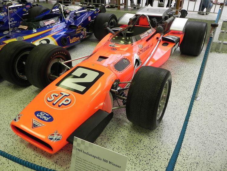 1969 Indianapolis 500