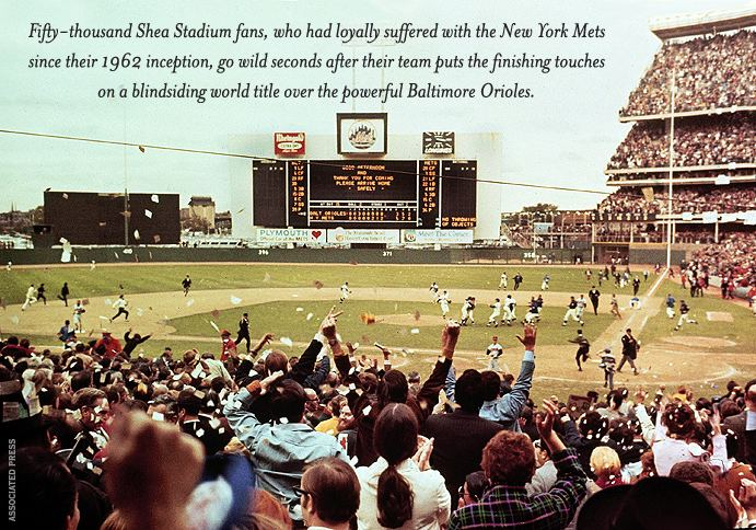 1969 New York Mets season Baseball History in 1969 The Amazin39 Mets