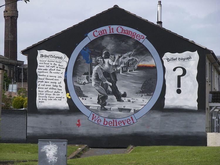 1969 Northern Ireland riots