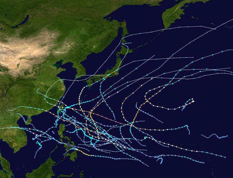 1969 Pacific typhoon season