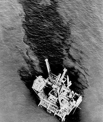 1969 Santa Barbara oil spill 1969 Santa Barbara oil spill changed oil and gas exploration forever