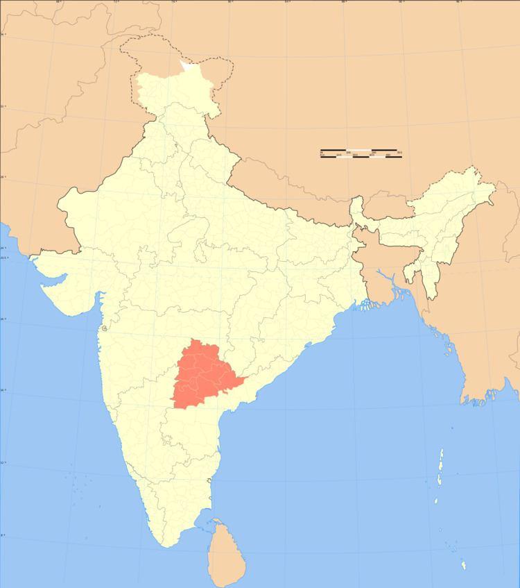 1969 Telangana Agitation