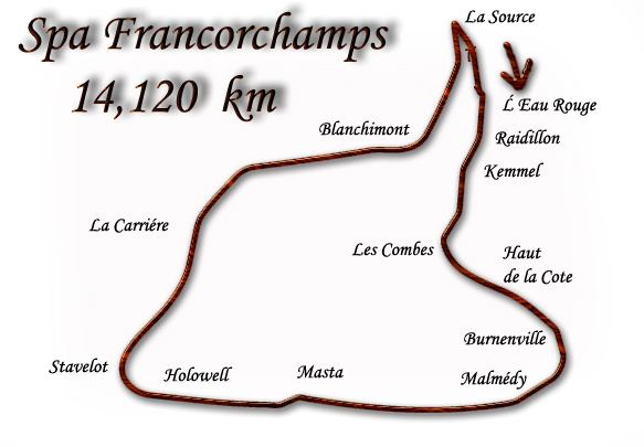 1970 1000km of Spa-Francorchamps