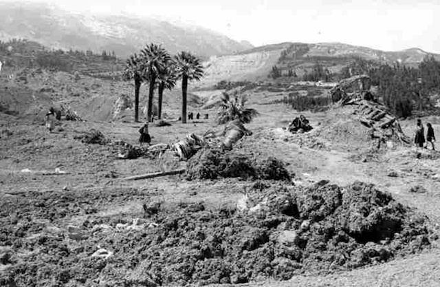 1970 Ancash earthquake 1970 Great Peruvian Earthquake RIP Yungay