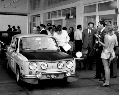 1970 Australian Rally Championship