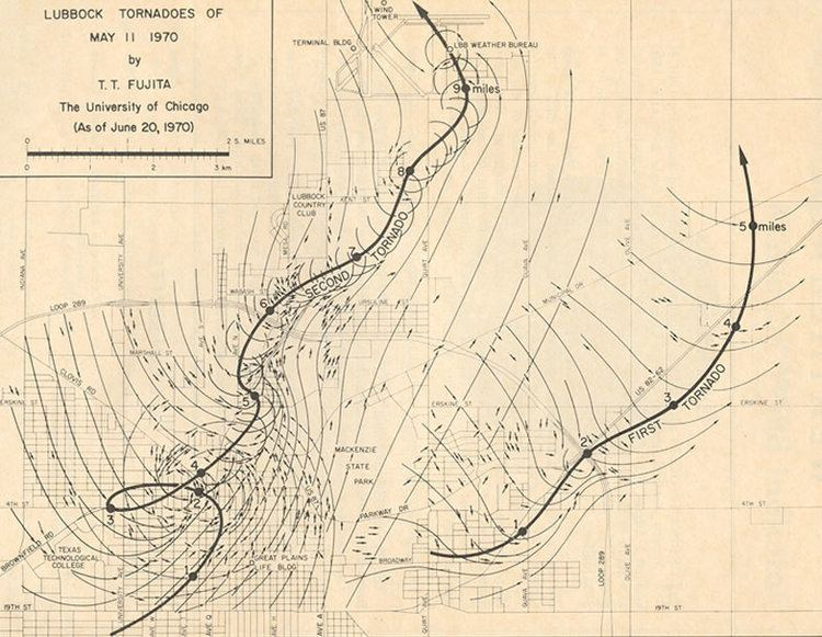 1970 Lubbock tornado NWS Lubbock TX Local Weather Events The 1970 Lubbock Tornado