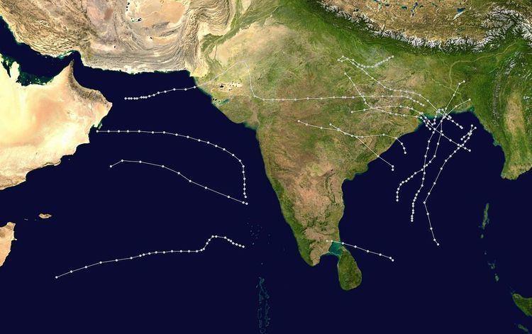 1970 North Indian Ocean cyclone season