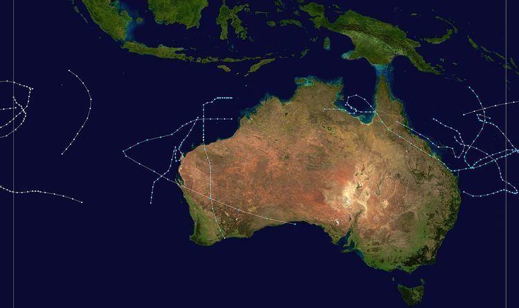 1970–71 Australian region cyclone season
