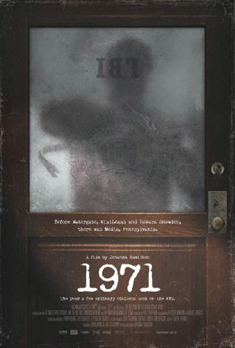 1971 (2014 film) movie poster