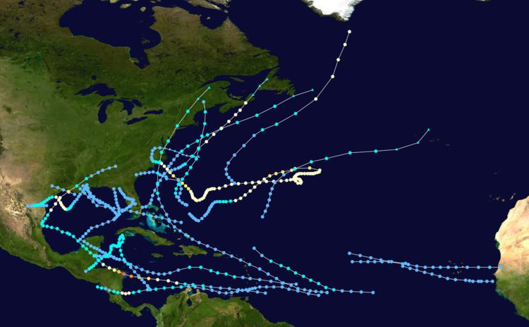 1971 Atlantic hurricane season
