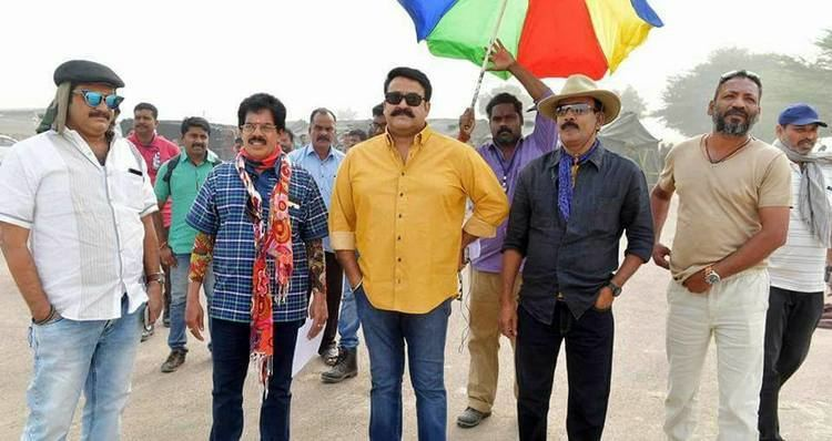 1971: Beyond Borders Mohanlal has joined at the sets of Major Ravi39s 1971 Beyond Borders