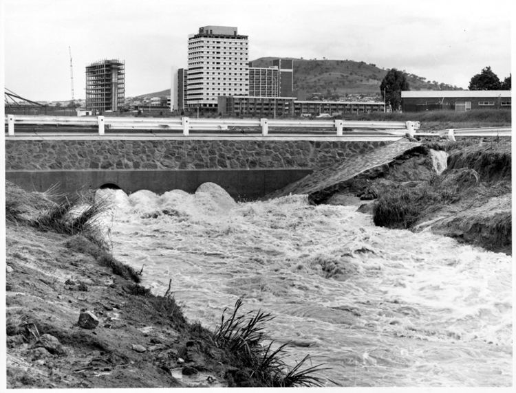 1971 Canberra flood actfirstorgaumedia10581971downstreamofmelr