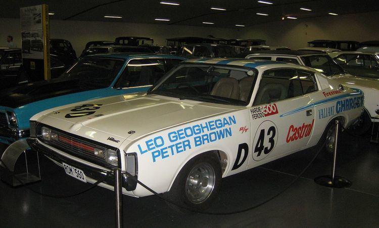 1971 Hardie-Ferodo 500