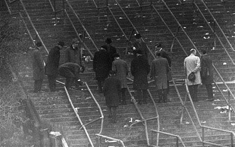 1971 Ibrox disaster The Ibrox Disaster of January 2 1971 which claimed 66 lives was a