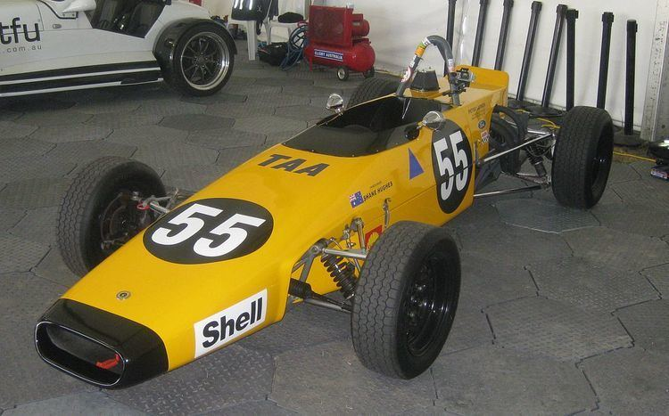 1971 National Formula Ford Driver to Europe Series