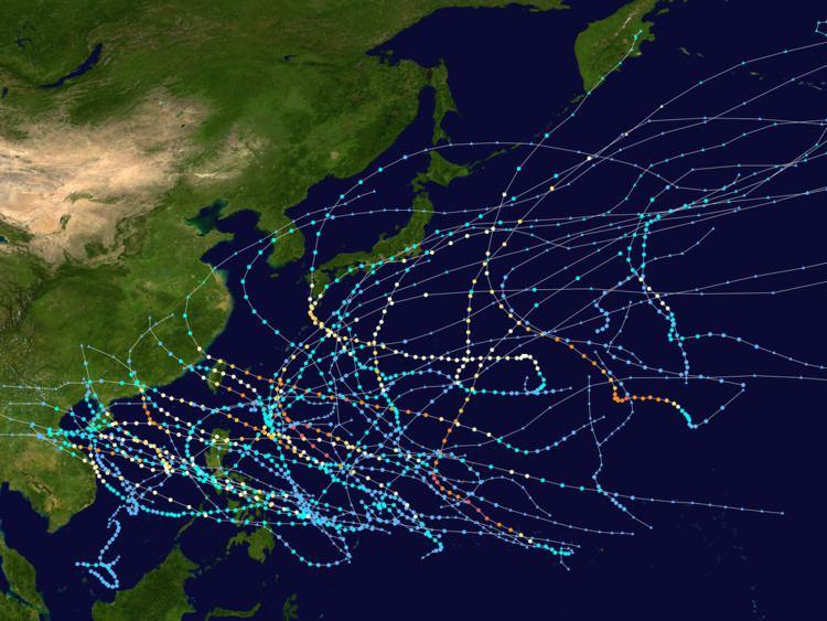 1971 Pacific typhoon season