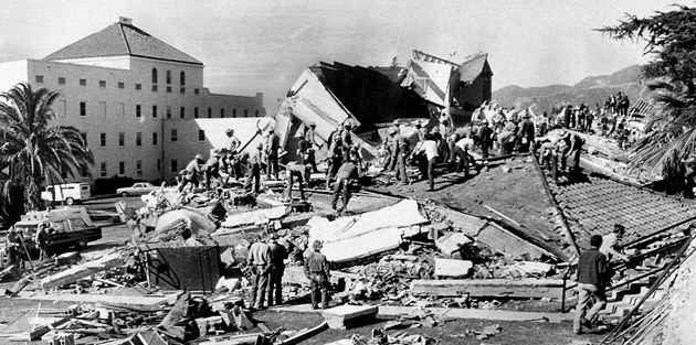 1971 San Fernando earthquake San Fernando Earthquake 1971 ThingLink
