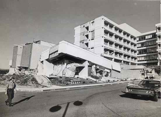 1971 San Fernando earthquake SylmarSan Fernando Earthquake 45 years ago Tuesday 64 killed
