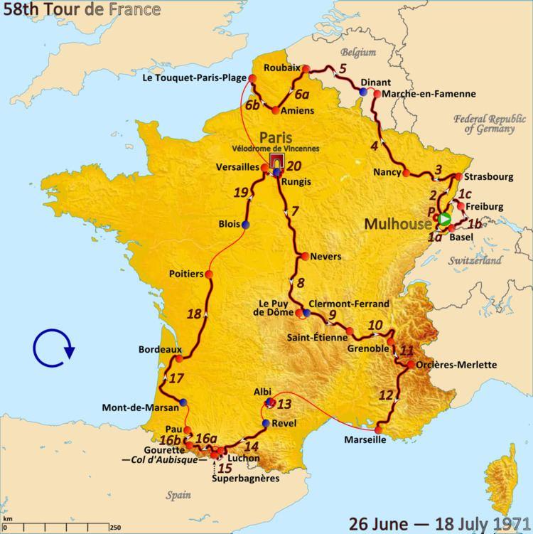 1971 Tour de France