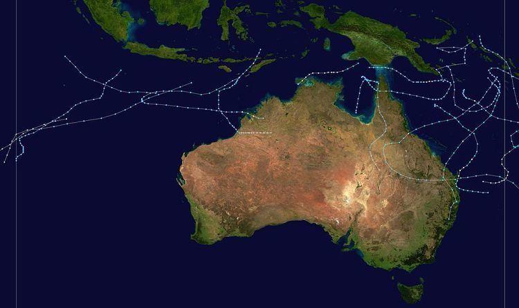 1971–72 Australian region cyclone season