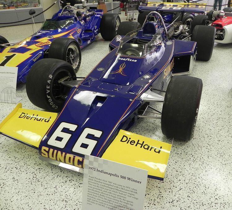 1972 Indianapolis 500