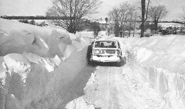 1972 Iran blizzard 1972 Iran Blizzard The 50 Most Famous Disaster Photographs