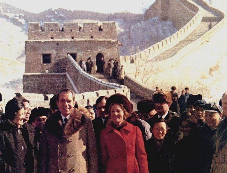 1972 Nixon visit to China