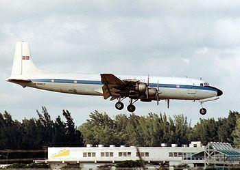 1972 Puerto Rico DC-7 crash httpsuploadwikimediaorgwikipediacommonsthu