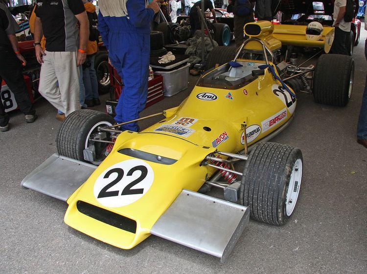 1972 SCCA L&M Continental 5000 Championship