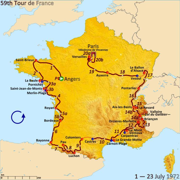 1972 Tour de France