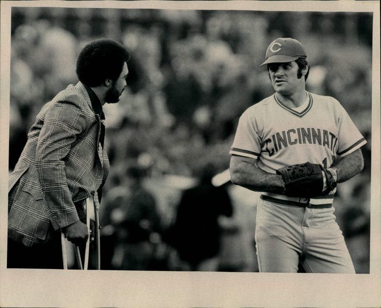 1972 World Series Lot Detail 1972 World Series Reds vs Athletics quotThe Sporting News