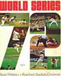 1972 World Series 1972 World Series by Baseball Almanac