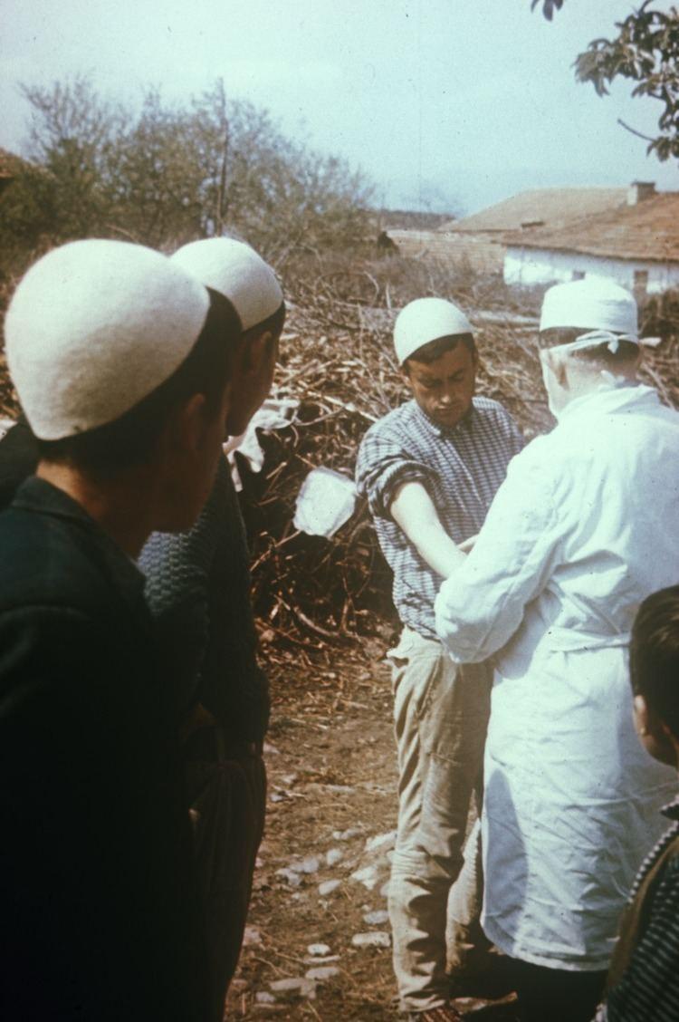 1972 Yugoslav smallpox outbreak