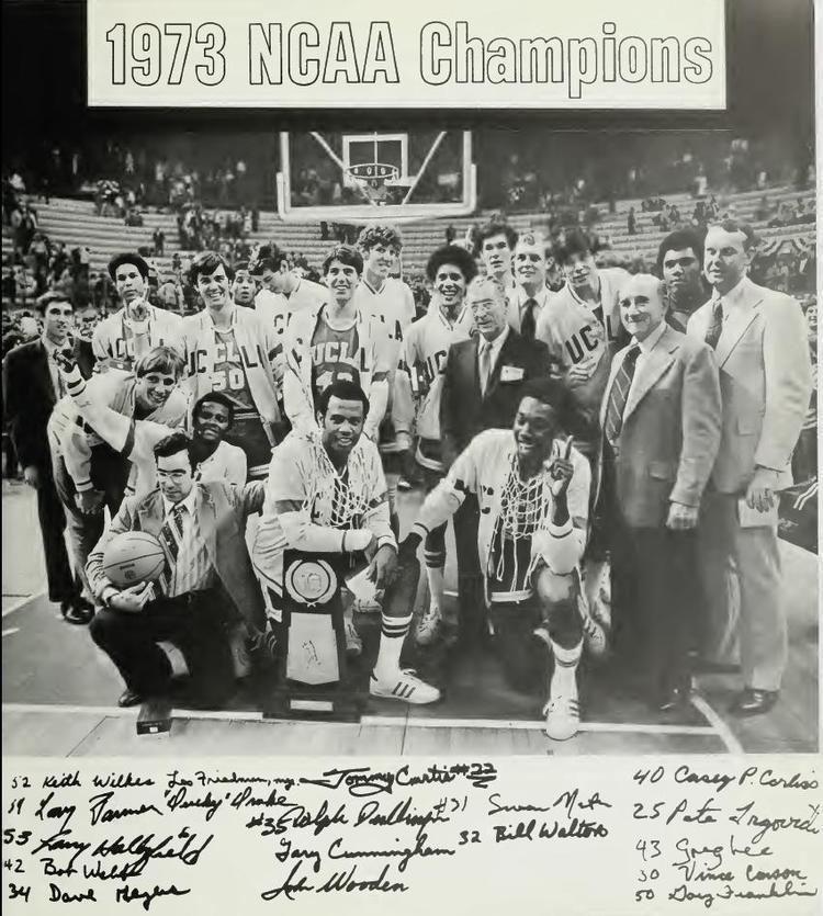 1972–73 UCLA Bruins men's basketball team