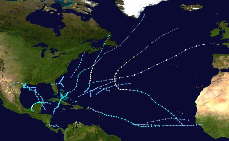 1973 Atlantic hurricane season