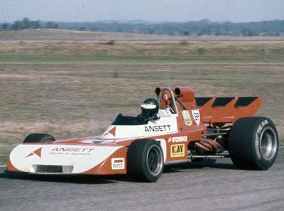 1973 Australian Drivers' Championship