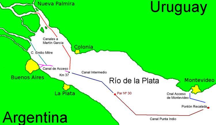 1973 Boundary Treaty between Uruguay and Argentina